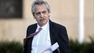 Alberto Fernández se reúne en Tucumán con el gobernador Manzur