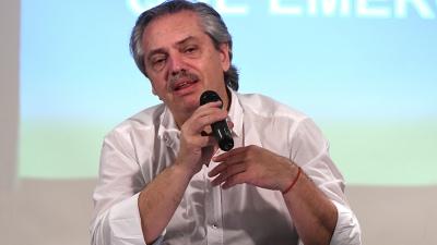 Fernández sobre Lula: