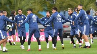 El seleccionado viaja el domingo hacia Brasil para disputar la Copa América