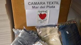 Empresas textiles donarán abrigos a personas necesitadas