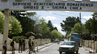 Un documental que retrata las reuniones familiares de los presos de Sierra Chica