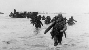Se cumplen 75 años del histórico desembarco de Normandía