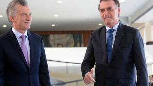 Macri anunció que se habla con Brasil sobre un acuerdo de libre comercio con EE.UU.