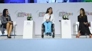 La Cumbre de Discapacidad inició con pedidos de inclusión y defensa de los derechos
