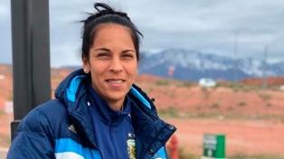 "Vanina Correa: ""La expectativa es pasar la fase de grupo"""