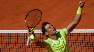 Nadal superó a Federer y jugará una nueva final de Roland Garros