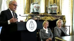 Presentará al candidato argentino para liderar el Organismo Mundial de Energía Atómica