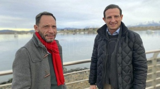 """""""Juntos por el Cambio tiene que pensar nuevos liderazgos"""", dice Maximiliano Ferraro"""