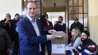 Alberto Fernández se reunió con el gobernador Bordet