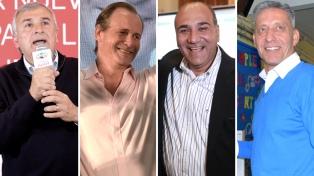 En Jujuy, Entre Ríos, Tucumán y Chubut vencieron los oficialismos