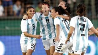 Argentina ascendió tres puestos en la clasificación de la FIFA