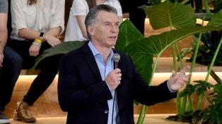 "Macri: ""El kirchnerismo aplastó y asfixió a las provincias como forma de ejercer el poder"""