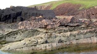 Hallaron un cráter de un kilómetro de ancho causado por un meteorito