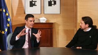 Unidas Podemos rechaza la última oferta de Sánchez