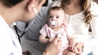 Cómo evitar cuadros graves de bronquiolitis en niños