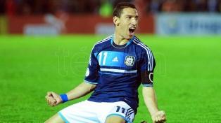 """""""Maxi"""" Rodríguez evalúa jugar con la Selección en Lima"""