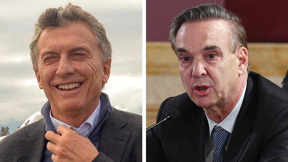 Dirigentes peronistas de Cambiemos se reúnen con Pichetto para
