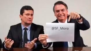 Tras los audios que lo comprometen en el Lava Jato, Moro se defiende