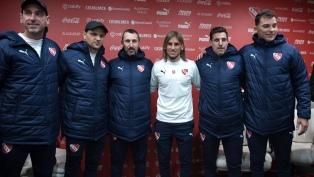 Independiente retorna a las labores con DT Beccacece como novedad
