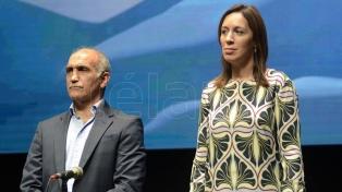 Vidal repite fórmula con Salvador en provincia de Buenos Aires
