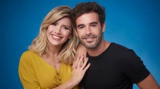 """Cabré y Fernández disfrutan del """"plus"""" de trabajar juntos en """"Departamento de soltero"""""""