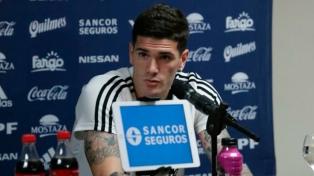 """De Paul: """"Tenemos a Messi, el mejor del mundo, pero el candidato es Brasil"""""""