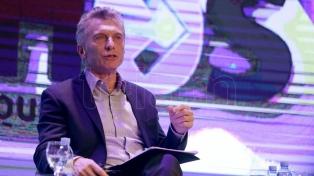 Macri y Lacunza coincidieron en que se lograrán acuerdos después de las elecciones