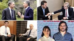 Siete frentes electorales quedaron inscriptos para competir en las elecciones