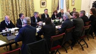 Macri mantuvo múltiples reuniones para avanzar en un paquete de medidas económicas