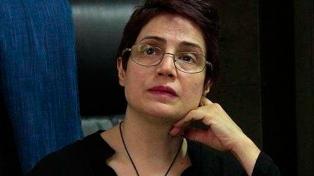 Más de un millón de firmas en defensa de una abogada iraní