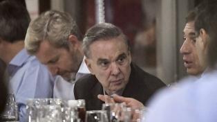 """Pichetto: """"Va a haber mucho peronismo detrás del presidente Macri"""""""