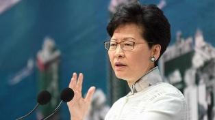 Aplazan el debate sobre la extradición a China pero siguen las protestas