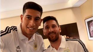 El video de Messi a los hijos de Andrada