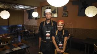 Clases de cocina, degustaciones y platos tradicionales en la Gastro Japo Food Week
