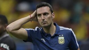 Scaloni ratificará su confianza a los citados para la Copa América
