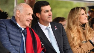 """Lavagna y Urtubey en Santa Fe: """"Somos una tercera posición que mira al futuro"""""""