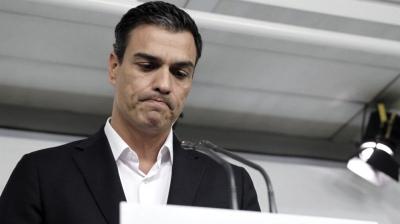 Sánchez maniobra sin éxito para destrabar su investidura