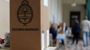 Mañana comienza el escrutinio definitivo en la provincia de Buenos Aires
