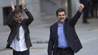 Amnistía volvió a pedir la liberación de dos activistas catalanes