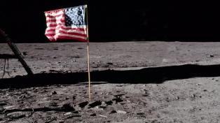 La conquista de la Luna, una hazaña estadounidense en la Guerra Fría