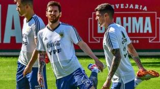 """Messi: """"Sobre el final de la Copa América vimos una gran Selección"""""""