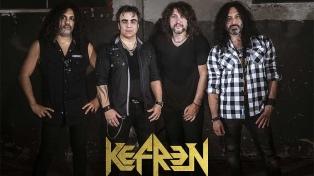 Kefren regresa con la idea de convertirse en la resistencia del hard rock