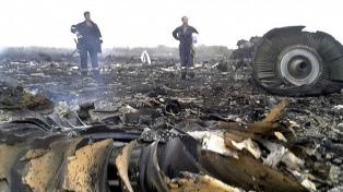 Cuatro personas irán a juicio por el derribo del avión que dejó 298 muertos
