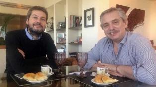 Lammens será candidato a jefe de Gobierno porteño por el Frente de Todos