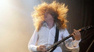 Las entradas de Megadeth podrán canjearse por tickets para Whitesnake y Europe