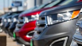 La venta de 0km en julio cayó 26,4% interanual