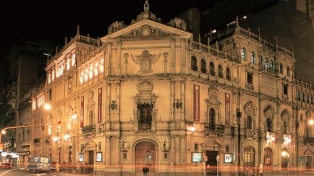 Arrancaron en el Teatro Cervantes las funciones accesibles