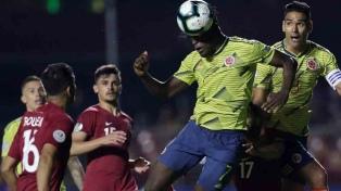 Colombia venció a Qatar y avanza de ronda