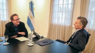 Macri recibió al subsecretario de Energías Renovables, premiado por una organización mundial