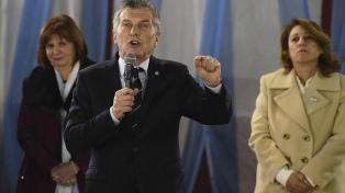 """Macri aseguró que """"hay una patota del transporte"""" y tildó de """"mafioso"""" a Hugo Moyano"""